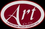 A Restroom Trailer Company Logo